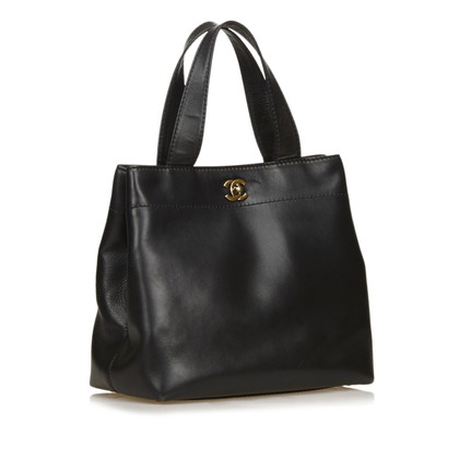 Chanel Leather Tote
