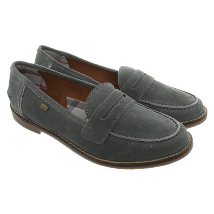 Barbour Loafer in suède