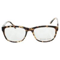 Michael Kors Eyeglass frame with shieldpatt pattern