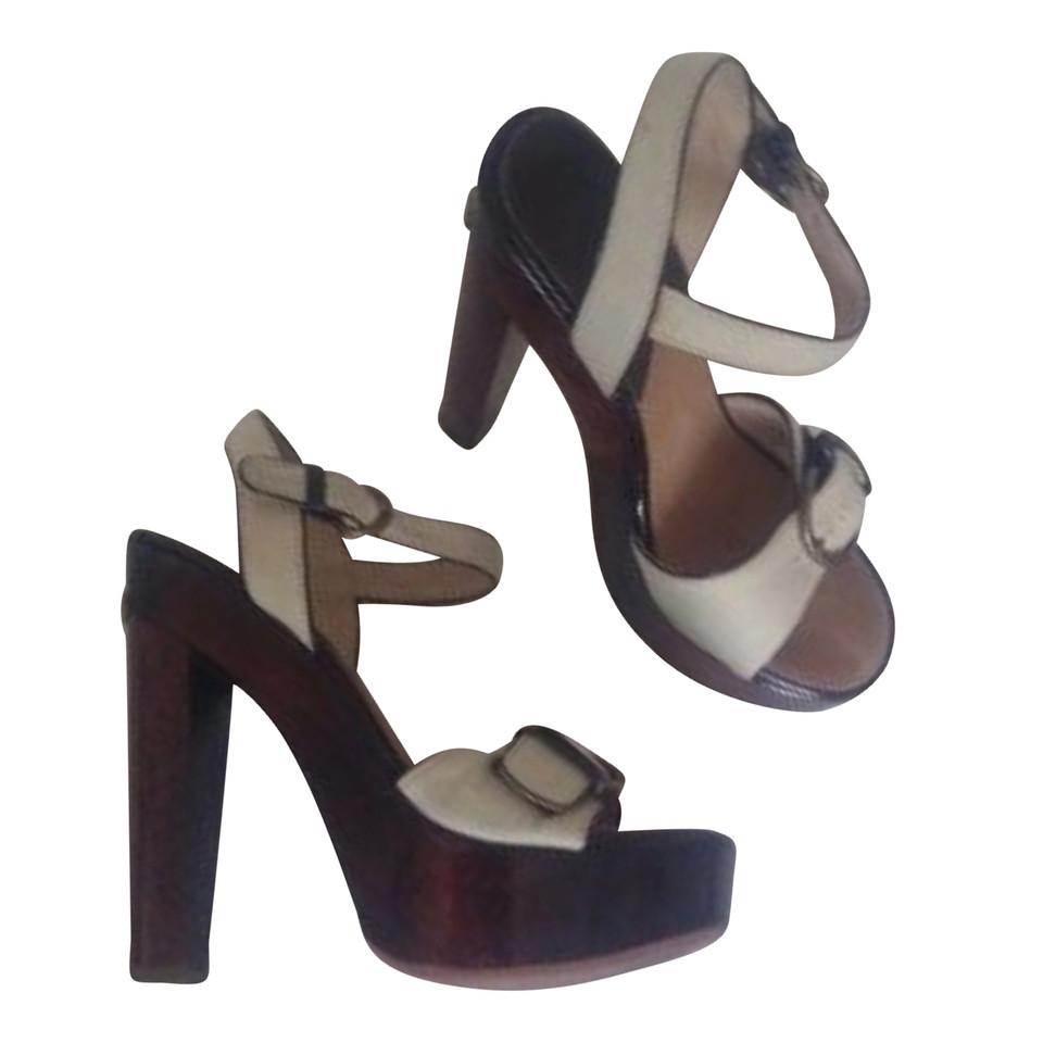 michael kors sandaletten second hand michael kors sandaletten gebraucht kaufen f r 40 00. Black Bedroom Furniture Sets. Home Design Ideas