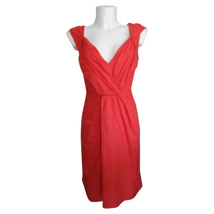 Other Designer P.A.R.O.S.H. - coral dress