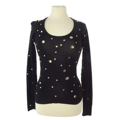 Sonia Rykiel Sweater in black