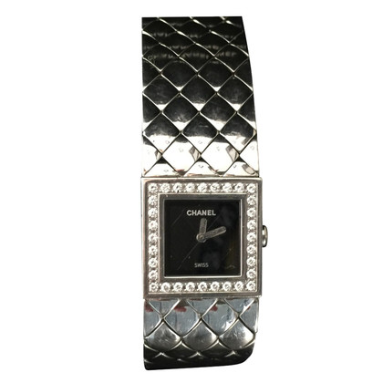 Chanel Chanel watch with diamonds