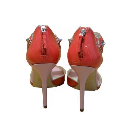 Fendi Sandals patent leather