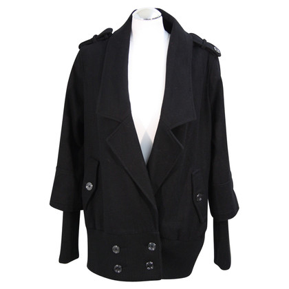 Ted Baker Wool coat in black