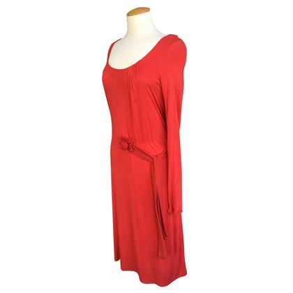 Schumacher Dress in Red