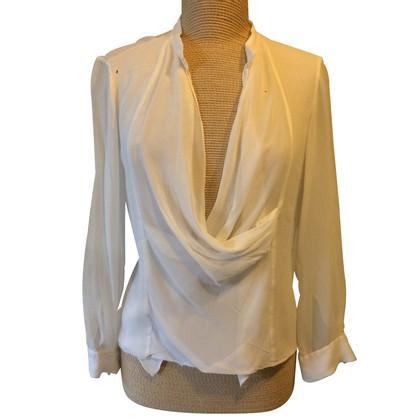 Laurèl zijden blouse