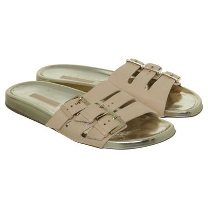 Longchamp Nude sandal
