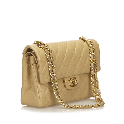 Chanel Small Lambskin Classic Double Flap