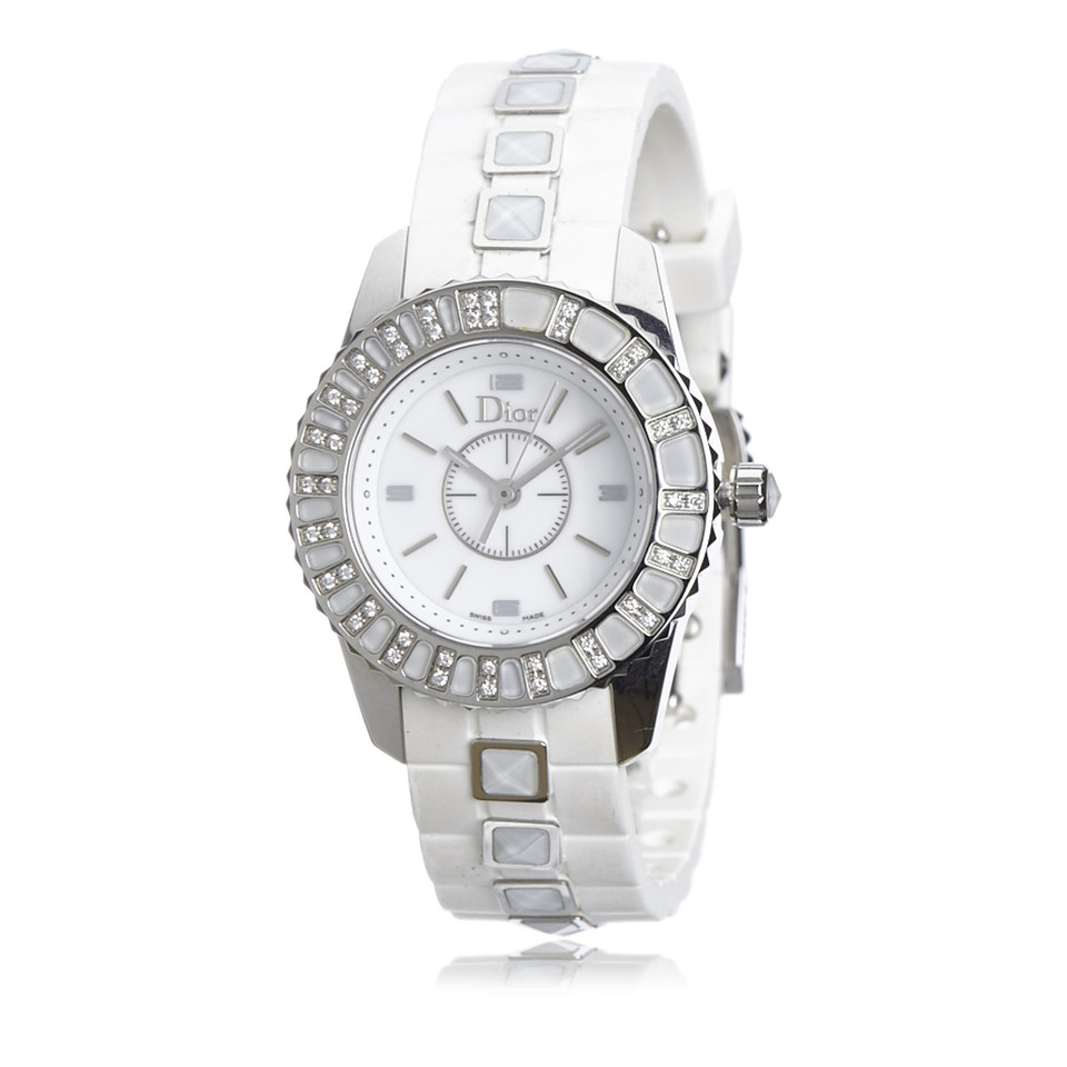Christian Dior Diamond Christal Watch