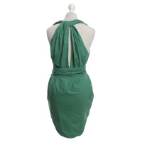 Acne Dress in green
