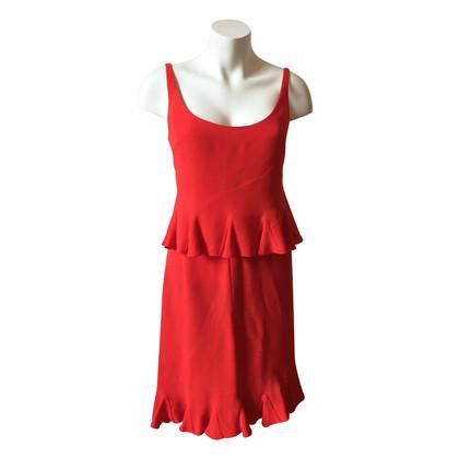 Valentino Top & skirt of silk