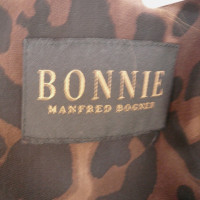 Bogner Fur jacket with Leopard print
