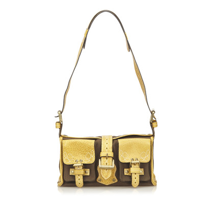 Mulberry Canvas Roxanne