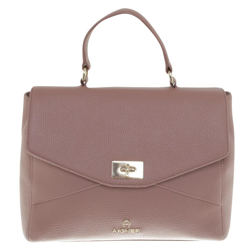 aigner rosafarbene handtasche second hand aigner rosafarbene handtasche gebraucht kaufen f r. Black Bedroom Furniture Sets. Home Design Ideas