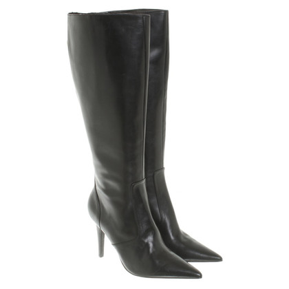 a383f1c5158 ralph lauren boots in black buy second hand for €170.00