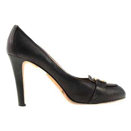Hugo Boss pumps met decoratieve frame