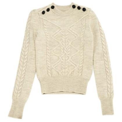 Isabel Marant pull en tricot