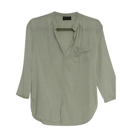 Armani zijden blouse