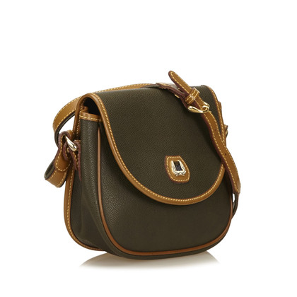 Lancel Cuoio in rilievo Shoulder bag
