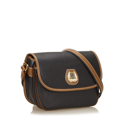 Lancel PVC Shoulder bag in rilievo