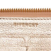 Givenchy Metallic Leren Portemonnee