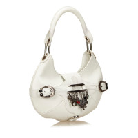 Jimmy Choo Leather Charm Handbag