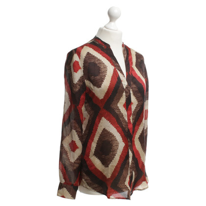 Ralph Lauren Blouse with ethnic pattern