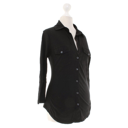 James Perse blouse zwart