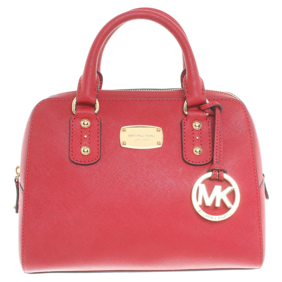 michael kors handtasche in rot second hand michael kors