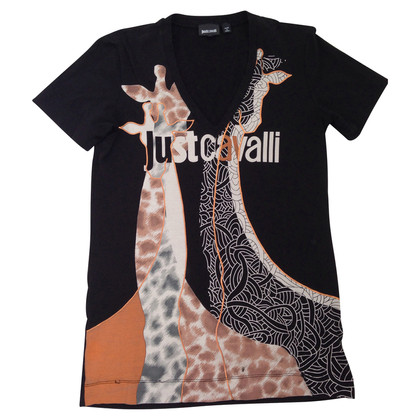 Just Cavalli T-Shirt mit Print