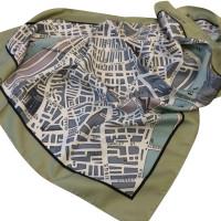 Burberry Prorsum silk scarf