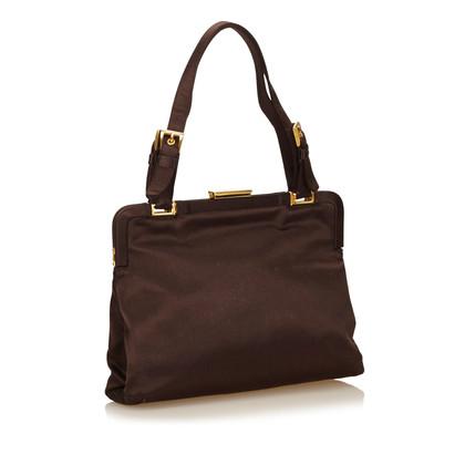 Prada Satin Handtasche