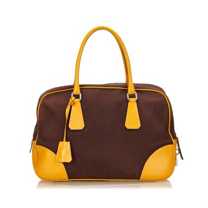 Prada Canvas Handtasche