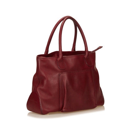 Lancel Leather Handbag