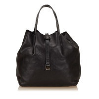 Tiffany & Co. Leather Reversible Tote
