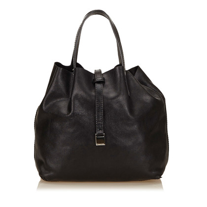 Tiffany & Co. Leren omkeerbaar Tote