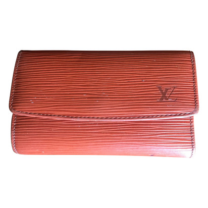 Louis Vuitton Credit Card Holder Epi Leather