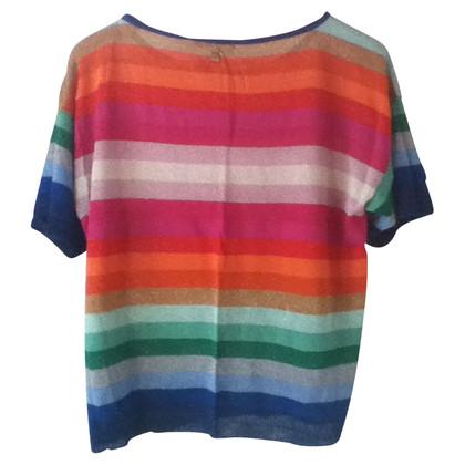 Twin-Set Simona Barbieri Lurex T-Shirt