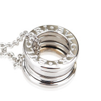 Bulgari B.zero1 Two Band RIng Pendant Necklace