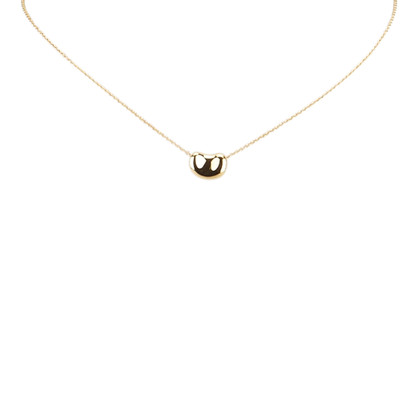 Tiffany & Co. 18K Bean Hanger Ketting