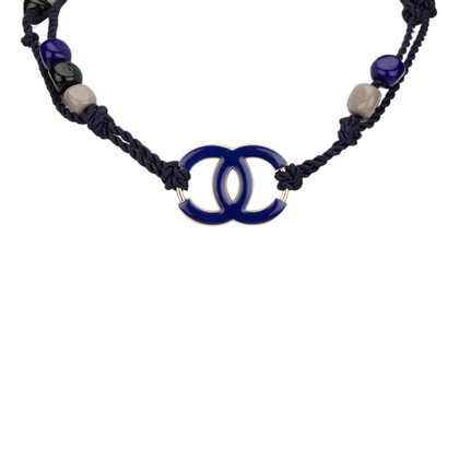 Chanel Rope CC Halsband