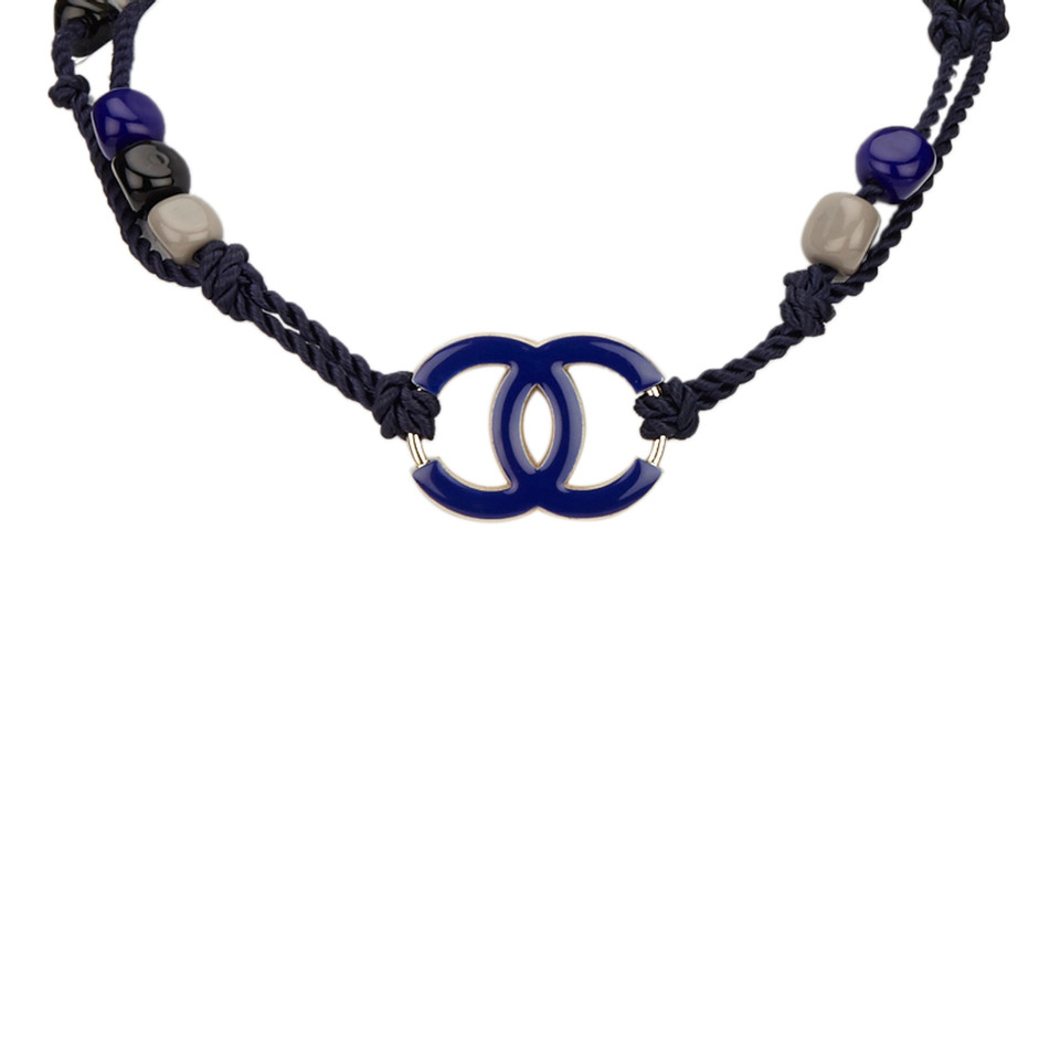 Chanel Rope CC Necklace