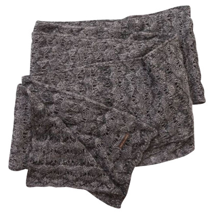 Dolce & Gabbana Schal in Grau