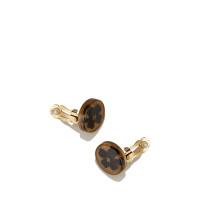 Chanel Four Leaf Clover Clip-On Earrings
