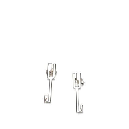 Gucci Sterling Silver Earrings