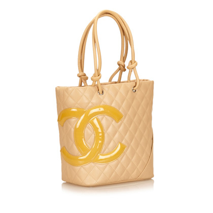 Chanel Cambon Ligne Bucket