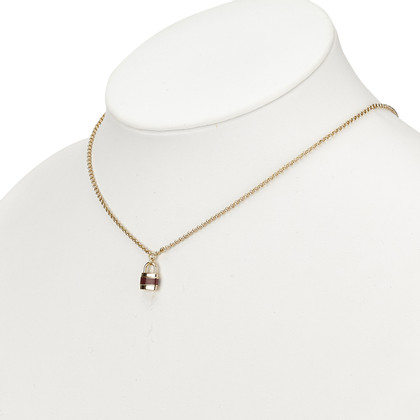 Chloé Padlock Pendant Necklace