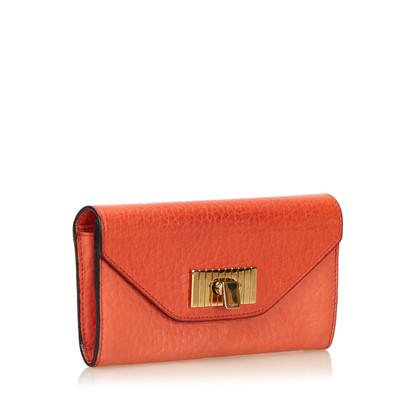 Chloé Leather Sally Wallet