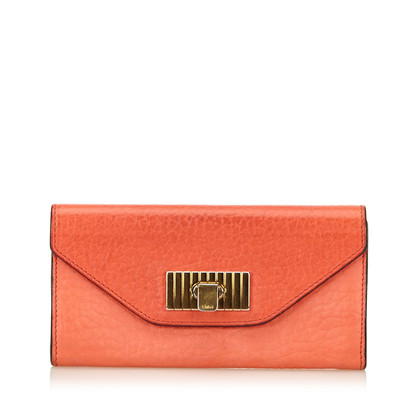 Chloé Leather Sally Wallet